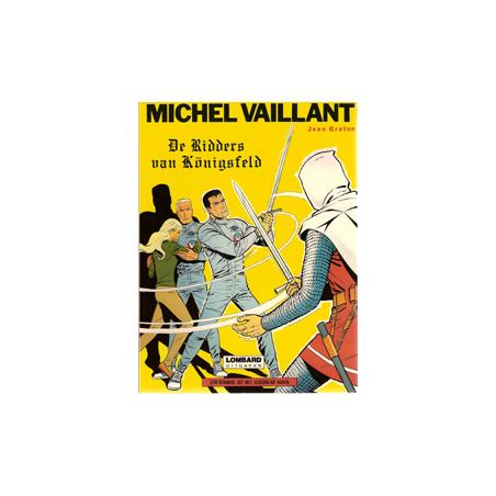 Michel Vaillant 12 Ridders van Konigsfeld herdruk Lombard