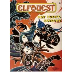 Elfquest 23 Het luchtgevecht