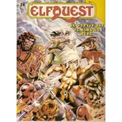 Elfquest 24 De strijd bij de blauwe berg