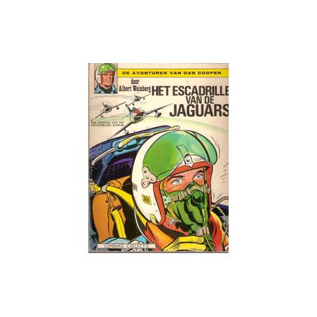 Dan Cooper<br>08 Escadrille van de jagers<br>1e druk 1967 VdH