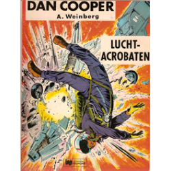 Dan Cooper<br>12 Luchtacrobaten<br>1e druk Helmond 1978