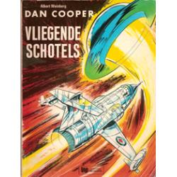 Dan Cooper<br>14 Vliegende schotels<br>1e druk Helmond 1978