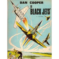 Dan Cooper<br>16 De 'Black Jets'<br>1e druk 1972 Helmond