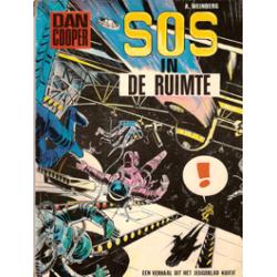 Dan Cooper<br>17 SOS in de ruimte<br>1e druk 1971 Helmond