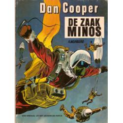 Dan Cooper<br>21 De zaak Minos<br>1e druk 1974 Helmond