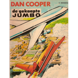 Dan Cooper<br>22 De gekaapte Jumbo<br>1e druk 1975 Helmond