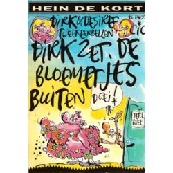 Dirk & Desiree 02 Dirk zet de bloemetjes buiten 1e druk