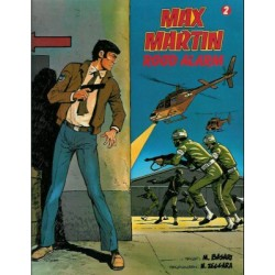 Max Martin 02 Rood alarm 1e druk 1980