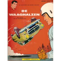 Michel Vaillant 07 De waaghalzen 1e druk v/d Hout 1967