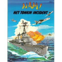Nam! 02<br>Het Tonkin incident<br>1e druk 1985