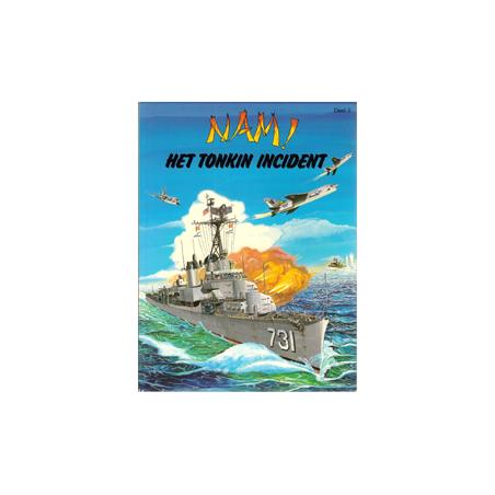 Nam! 02 Het Tonkin incident 1e druk 1985