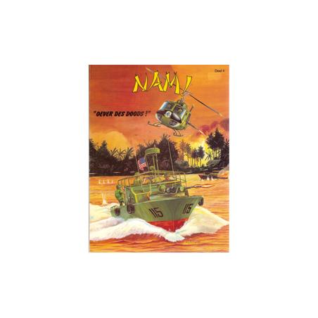 Nam! 04 Oever des doods! 1e druk 1987