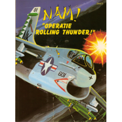Nam! 05<br>Operatie Rolling Thunder!<br>1e druk 1988