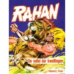 Rahan P 02#<br>De Vallei der Kwelling<br>1e druk 1979