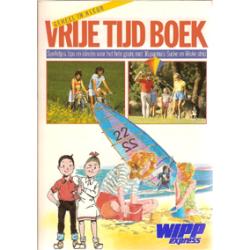Suske & Wiske Vrije tijd boek<br>Tegen de ZZZ<br>1e druk 1988
