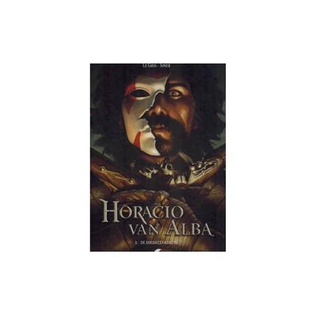 Horacio van Alba 02 HC De soldatenkoning