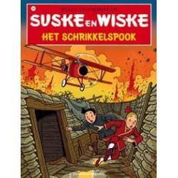 Suske & Wiske 325 Het schrikkelspook