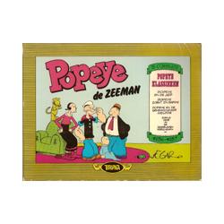 Popeye de zeeman drie complete verhalen 1936-1937 1e druk