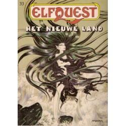 Elfquest<br>33 Het nieuwe land<br>1e druk 1993