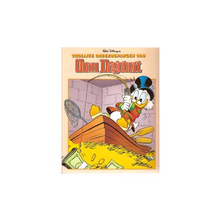 Donald Duck  50-reeks II.05 Vrolijke ondernemingen Oom Dagobert