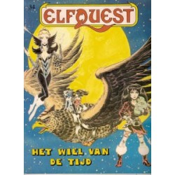 Elfquest 34 Het wiel van de tijd