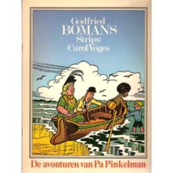 Godfied Bomans strips<br>01 Avonturen van Pa Pinkelman herdruk