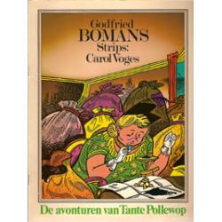 Godfied Bomans strips<br>02 Avonturen van Tante Pollewop herdruk