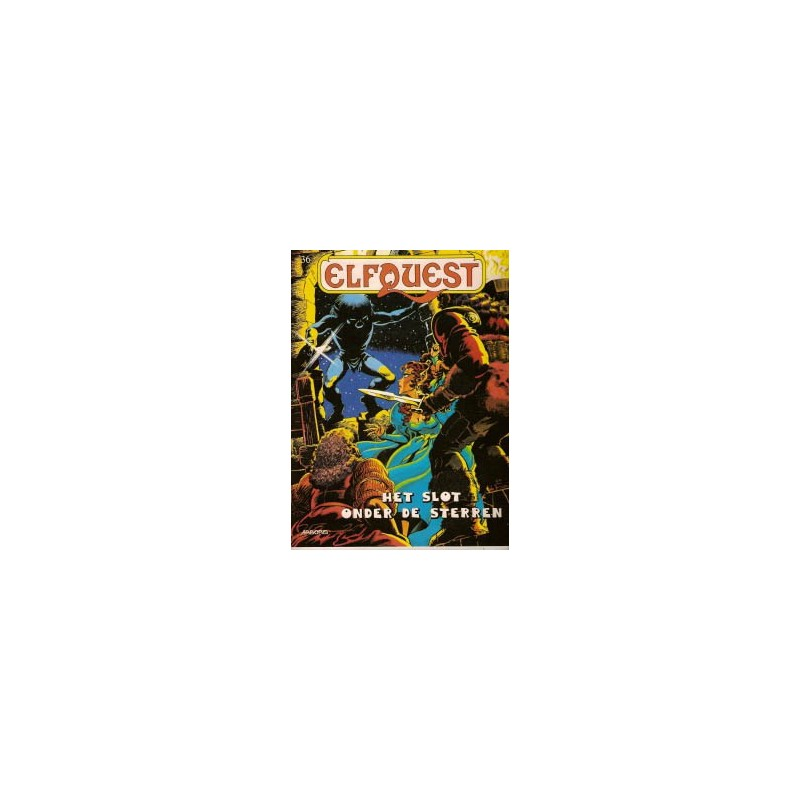 Elfquest 36 Het slot onder de sterren