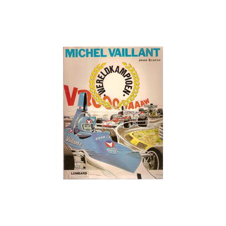 Michel Vaillant 26 Wereldkampioen herdruk Lombard