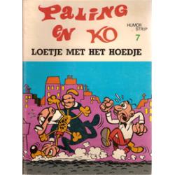Paling en Ko 07<br>Loetje met het hoedje<br>herdruk alt. Cover