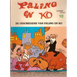 Paling en Ko 10<br>Geschiedenis van Paling en Ko<br>herdruk alt.