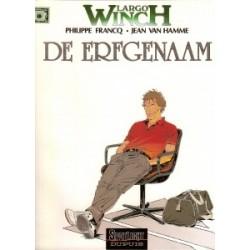 Largo Winch<br>01 De erfgenaam<br>1e druk 1990