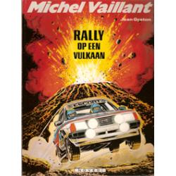 Michel Vaillant 39 Rally op een vulkaan 1e druk 1981