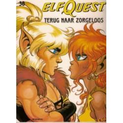 Elfquest 38 Terug naar zorgeloos