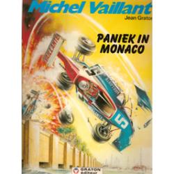 Michel Vaillant 47 Paniek in Monaco 1e druk 1986