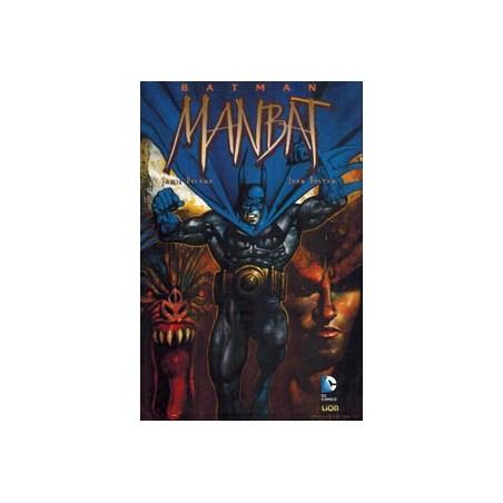 Batman  NL HC Manbat