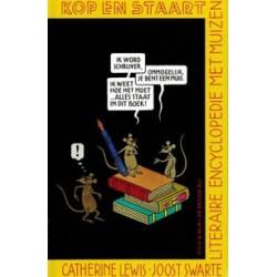 Swarte<br>Kop en staart HC<br>literaire encyclopedie met muizen