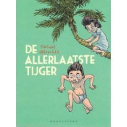 Olbrechts<br>De allerlaatste tijger