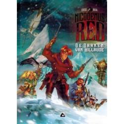 Nicodemus Red 01 HC<br>De draken van Hillrude