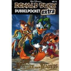 Donald Duck dubbelpocket extra 12<br>Het mysterie van de magiers