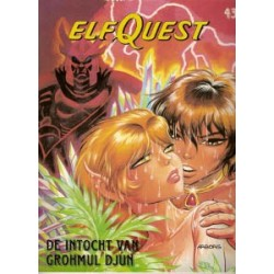 Elfquest 43 De intocht van Grohmul Djun