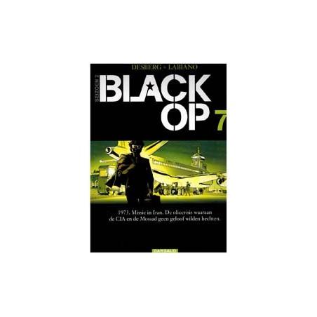 Black Op 07 1973. Missie in Iran