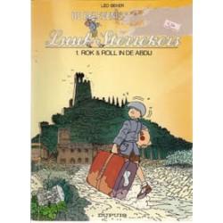 Luuk Sterrekers 01<br>Rok & Roll in de abdij<br>1e druk 1991