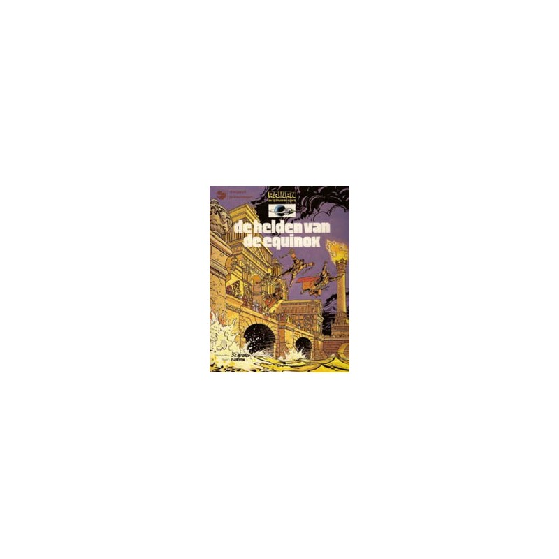 Ravian 08 - De helden van de Equinox herdruk
