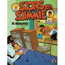 Sjors & Sjimmie 04 De belhamels 1e druk 1979
