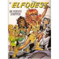 Elfquest 47 De eerste stappen