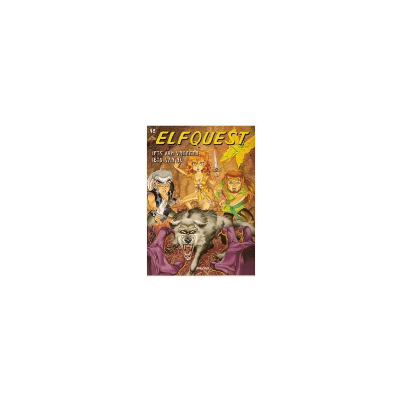 Elfquest 48 Iets van vroeger, iets van nu