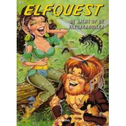Elfquest 49 De jacht op de kleurenrollen