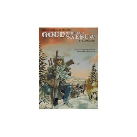 Goud onder de sneeuw 01 HC Klondike (naar Nicolas Vanier)