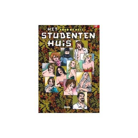 De Heij strips Het studentenhuis